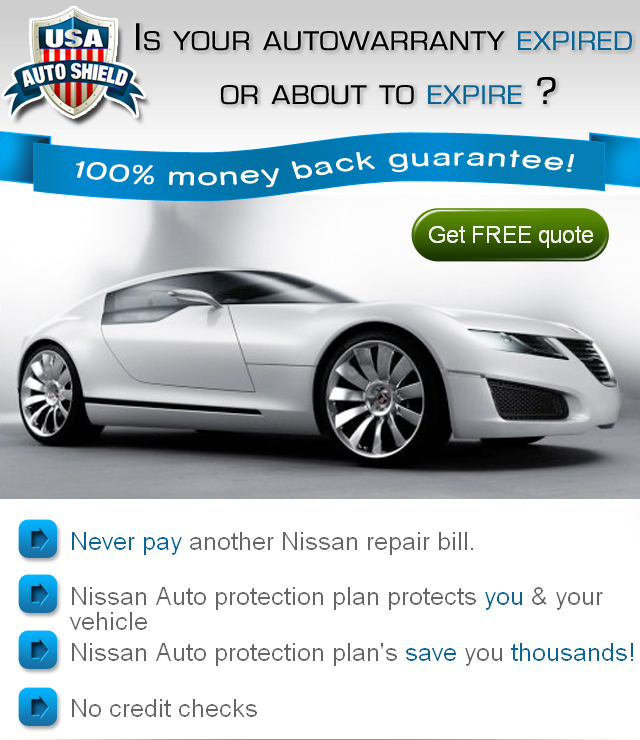 Nissan Auto Car Vehicle Repair Service