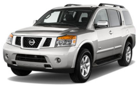 Nissan Armada Models