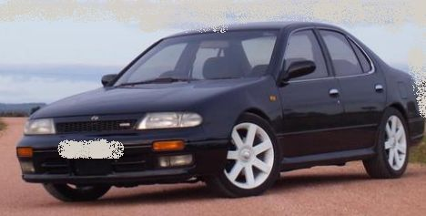 Nissan Bluebird Models