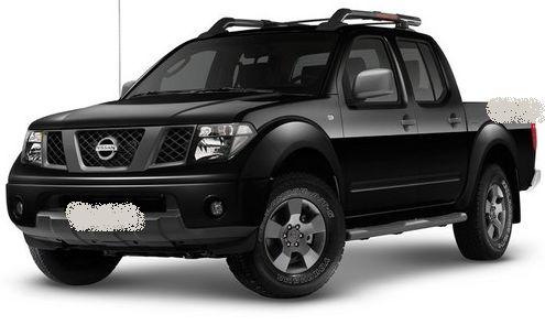 Nissan Frontier Models