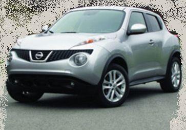 Nissan Juke Models