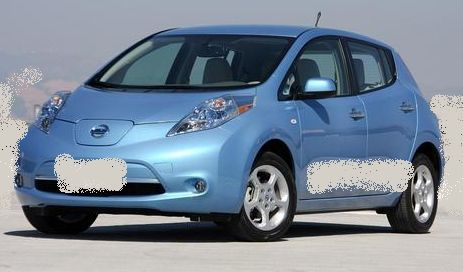Nissan Leaf Models