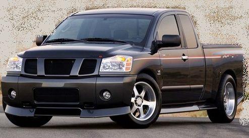 Nissan Titan Models