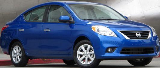Nissan Versa Models