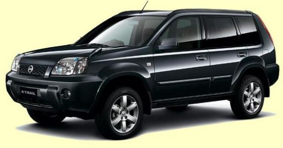 Nissan X-Trail Models