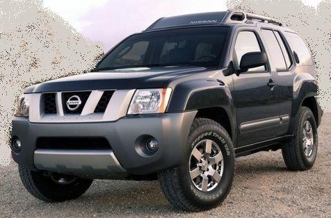 Nissan Xterra Models