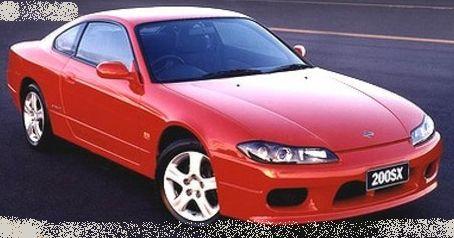 Nissan 200SX Models